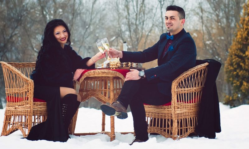 Winter story Ana & Bogdan